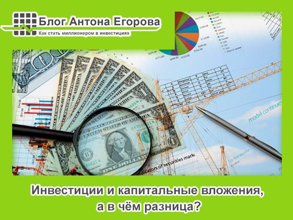 инвестиции-капитальные-вложения